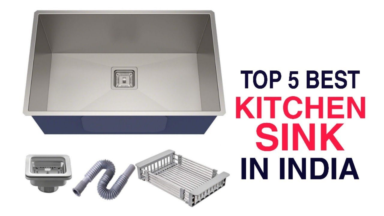 Top 5 Best Kitchen Sinks in India with Price 2021 | Best ...