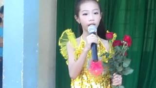 ơn thầy thầy của chúng em (Ngọc Hân + Khánh Linh) lớp 4 Tân Phú B Bình Phước