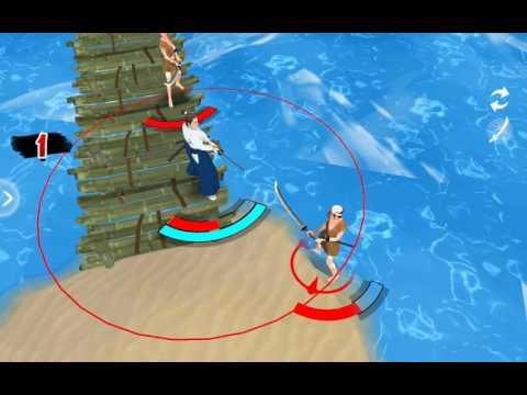 Bushido Saga - Android gameplay GamePlayTV