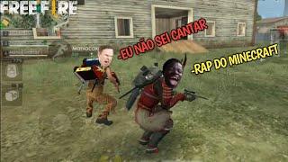 """Gambar cover Trolando Jogadores -""""CANTEI UMA MÚSICA PARA ELE"""" - (FREE FIRE)"""