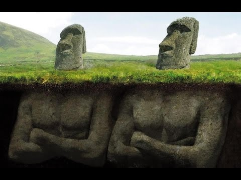 UNSOLVED MYSTERIES  The Secret of Easter Island 720p