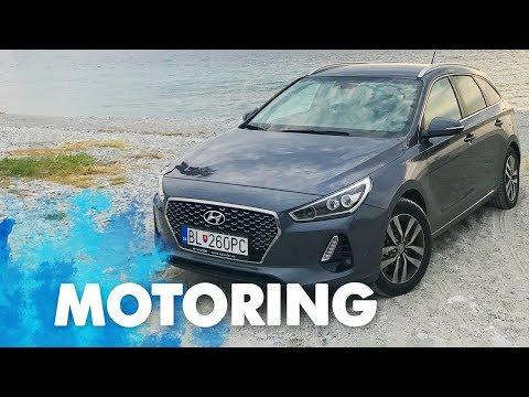 Hyundai i30 kombi na ceste do Grécka a detroitský autosalón - Motoring 4/2018