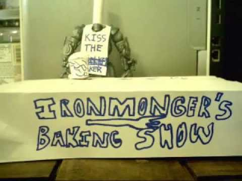 Heroic Punks: Baking Flunk (Stop Motion)