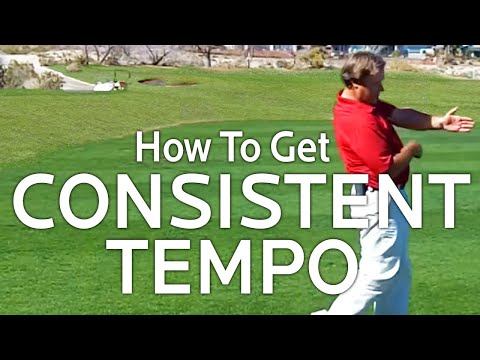 Golf Tips – How to Get Consistent Golf Swing Tempo
