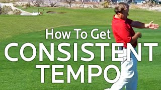 Golf Tips - How to Get Consistent Golf Swing Tempo