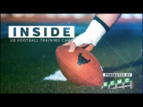 UB Football Insider: Training Camp Edition