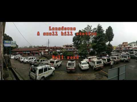 Lansdowne a small Hill Station ''/short trip ''/Pauri Garhwal ''/uttarakhand.