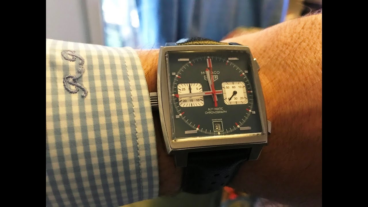a1d0680656833 How much did I pay for my Tag Heuer Monaco Calibre 11 Steve McQueen ...