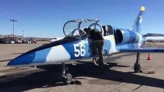 L-39 - A flight at Jetwarbird Training Center