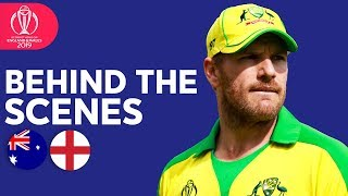 AUS v ENG: Extra Cover - Behind the Scenes at the Second Semi-Final