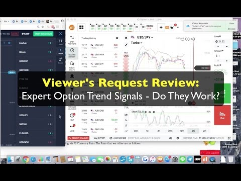 Recommended Binary Signals - Legit Binary Options Review