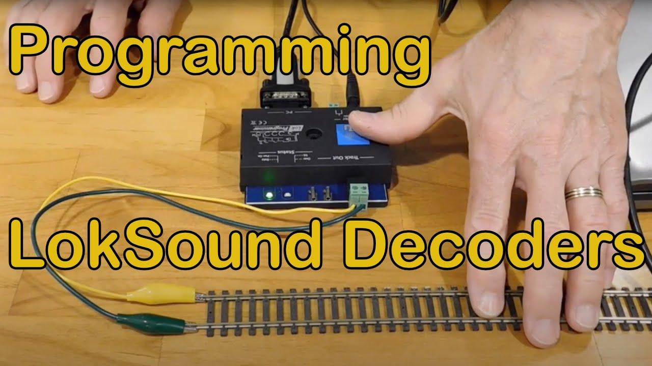 185. Programming LokSound Decoders