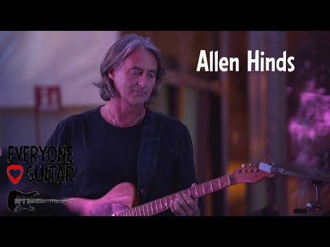 Allen Hinds Interview - Everyone Loves Guitar #272