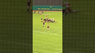 Houston Rugby Team. Houston Sabercats rugby game against New Orleans team