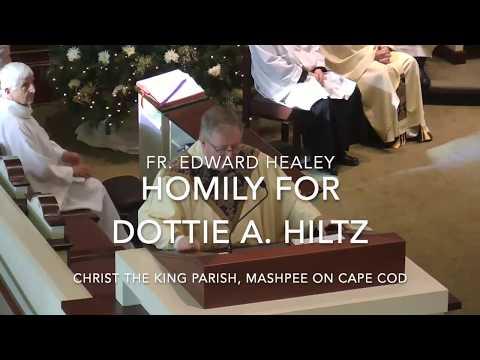 Homily for Dottie A  Sollitto Hiltz