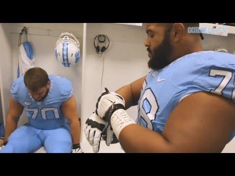 Carolina Football: All-Access Georgia Tech Week with Landon Turner #GotYourBack