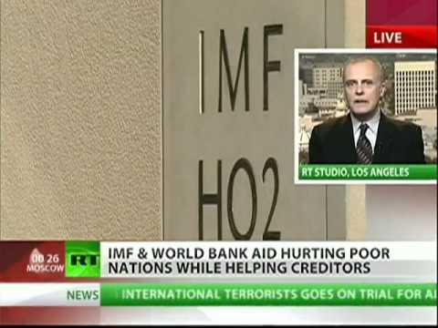 IMF policies destabilize the developing world