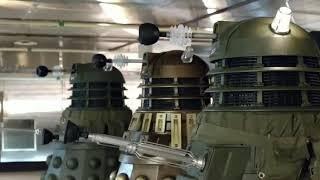 Разговор доктора с далеками - Доктор Кто 5 сезон
