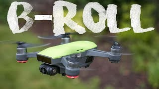 Video How To Shoot B-Roll w/ DJI Spark - 2 Min Tutorial download MP3, 3GP, MP4, WEBM, AVI, FLV Oktober 2018