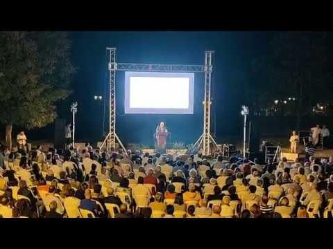 Oμιλία στο Πάρκο Λιτοχώρου (video & φωτογραφίες)