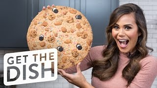 Supersize Your Cookie Love  Get the Dish