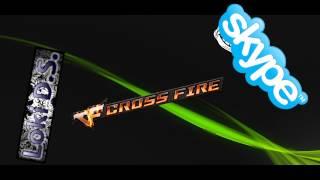 Skype - CrossFire - LoL [Часть 3] - The End / я твой рот сбрил