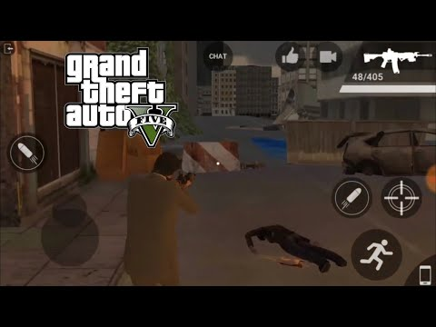 [200 MB] Download Gta 5 For Android Full Apk Free No Survey | Download Gta 5 Full Game For Android