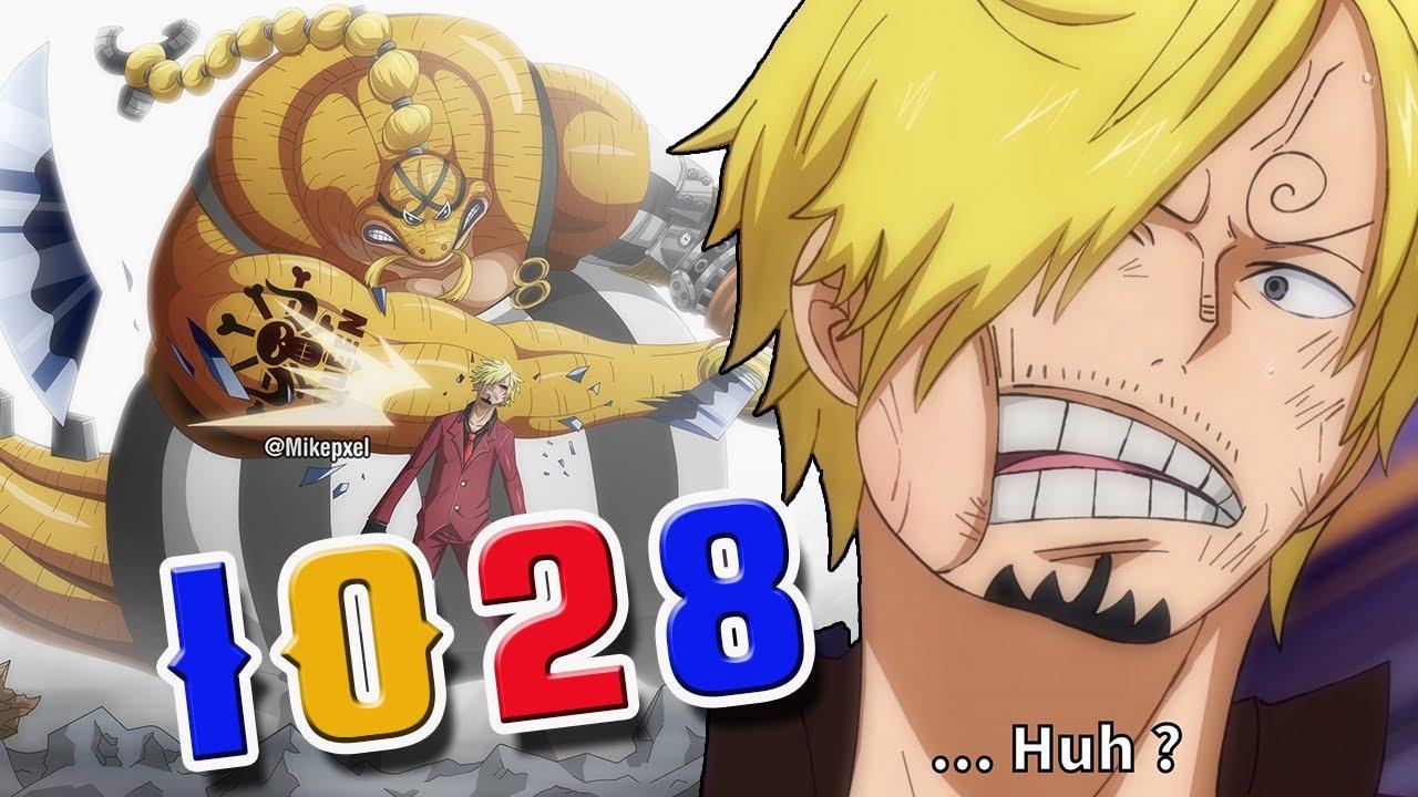 Chapter 1028 | Lần Tăng Sức Mạnh Lớn Nhất Của VINSMOKE SANJI [Phân Tích One Piece 1028-P2]