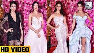 Lux Golden Rose Awards 2018: BEST Dressed Actresses   Jacqueline, Aishwarya, Janhvi   LehrenTV
