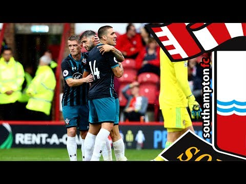 HIGHLIGHTS: Brentford 2-2 Southampton