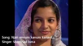 Njan ennum kanum kanavil by Shamnad