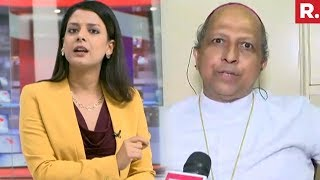 Republic TV Confronts Archbishop On #ChurchTargetsModi | EXCLUSIVE