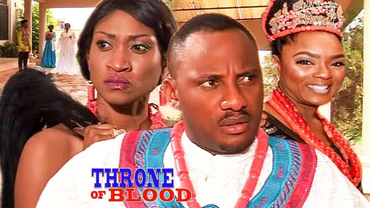 Download Throne Of Blood Season 1 - Yul Edochie 2019 Latest Nigerian Nollywood Movie