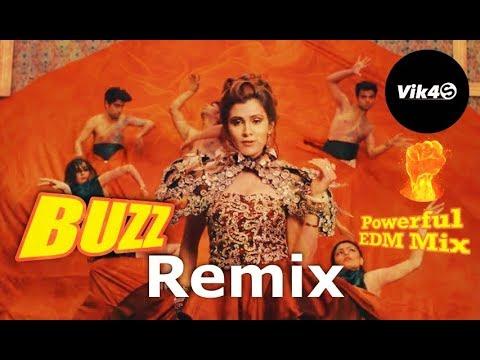 BUZZ (Remix) - Aastha Gill, Badshah, Priyank | EDM MIX by Vik4S