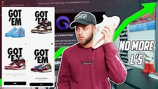 HOW TO GET LIMITED SNEAKERS FOR RETAIL   BEST SNEAKER COOK GROUP   HOW TO GET EARLY SNEAKER LINKS