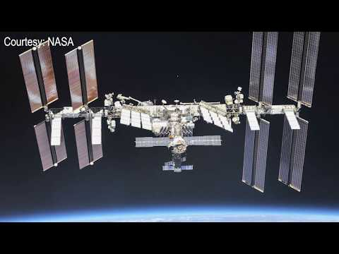 Astronaut receives treatment for blood clot during ISS mission