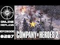 Company of Heroes 2 Online Replays #287 - Just Do IT! Take The POINT!