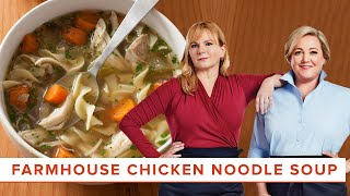 Download lagu How to Make Pressure Cooker Farmhouse Chicken Noodle Soup
