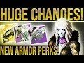 Destiny 2 Forsaken. LAST WORD & STRIKE BOSS LOOT RETURNS! Tower Vendors, Armor Perks, Exotic Quests