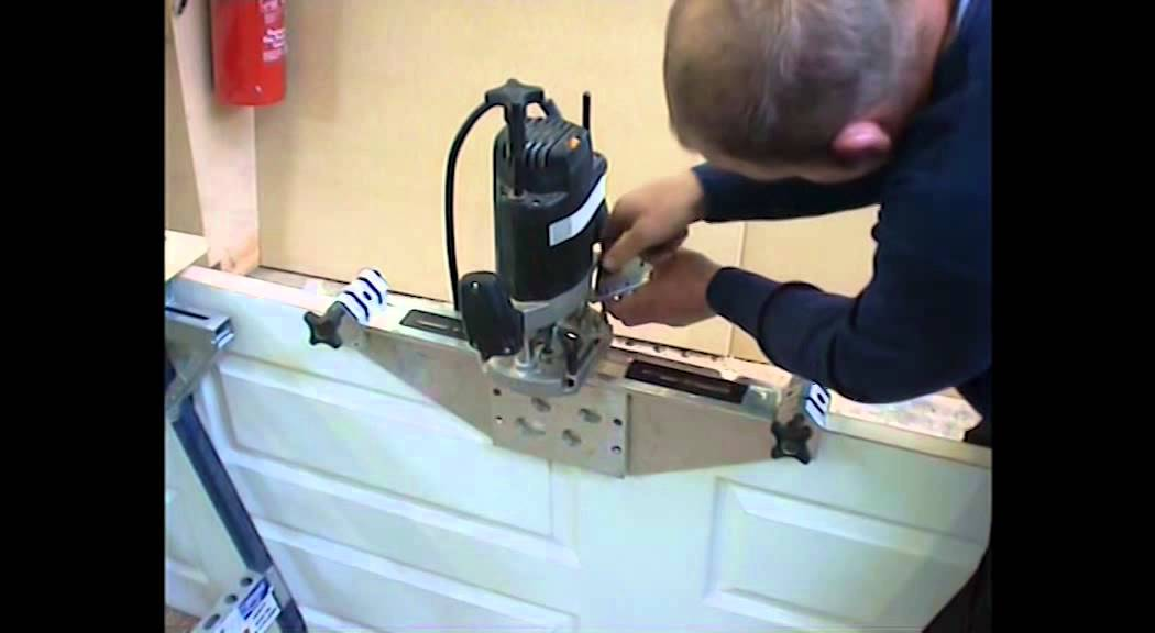 Lockmate Routing Jig Youtube