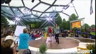 Daniele Negroni live bei ZDF-Fernsehgarten