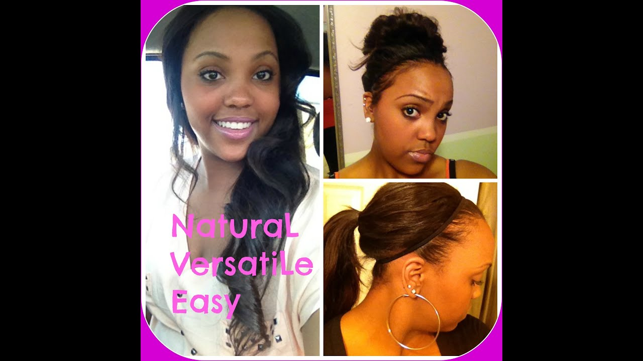 How To Find Your Natural Hair Part