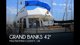 Used 1969 Grand Banks 42 Classic For Sale In Portland, Oregon