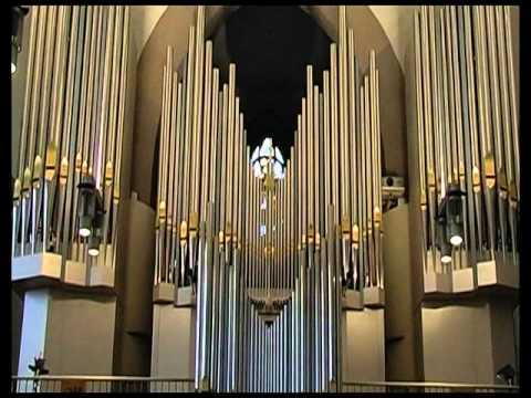 Kay Johannsen Plays Bach: Toccata, Adagio & Fugue C Major BWV 564