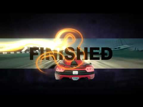 play {blur} local area network - car race  #1