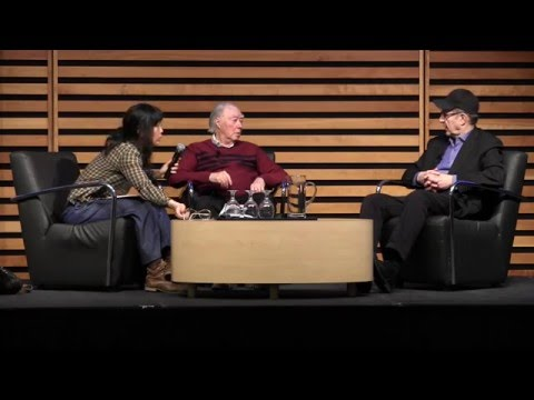 Steve Reich and Michael Snow | April 12, 2016 | Appel Salon