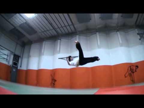 Download Youtube: Tricking 2000fps - High Speed / Clean Kicks