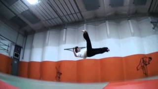 Tricking 2000fps - High Speed / Clean Kicks