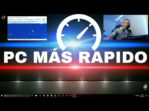 ACELERAR WINDOWS 10 | 7 | 8.1 | 8 | VISTA y XP | PC Al Maximo !!! Mas Rapido | 2017