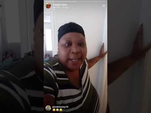 Mom exposes daughters on Instagram live !